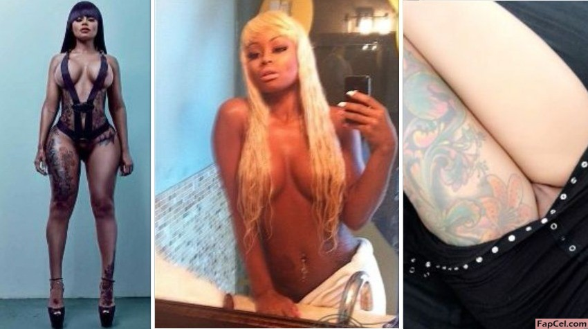 *HOT* Blac Chyna Sex Tape and Pics Leaked (1 Video & 14 Photos)