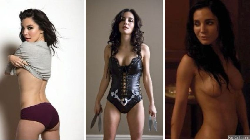 Martha Higareda's Nude Photos and Videos